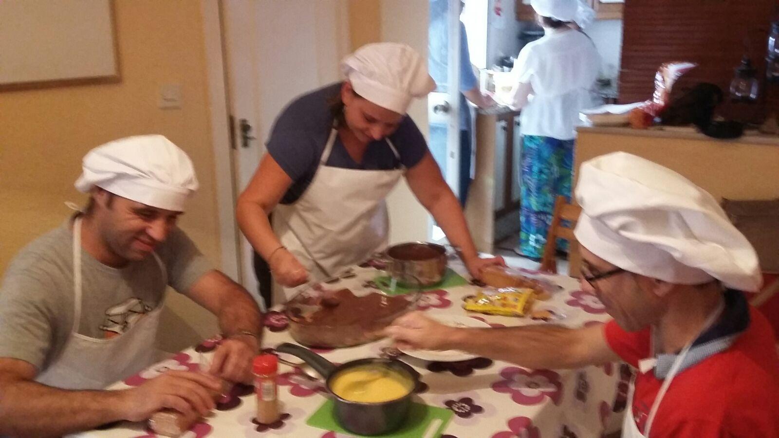 Taller de cocina de gola cocinando ilusiones gola - Taller de cocina sevilla ...